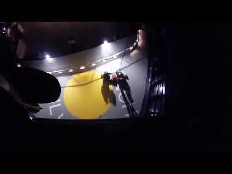 Δείτε καρέ – καρέ την νυχτερινή αερομεταφορά ασθενούς με ελικόπτερο του Πολεμικού Ναυτικού