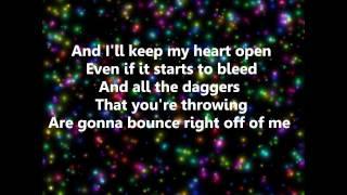 All I Need by Natasha Bedingfield ft. Kevin Rudolf [+ lyrics]