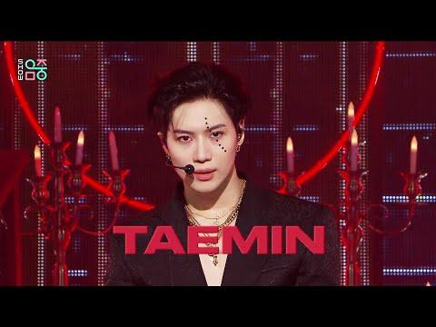 [쇼! 음악중심 4K] 태민 -이데아 (TAEMIN -IDEA:理想) MBC 201114 방송