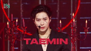 Download [쇼! 음악중심 4K] 태민 -이데아 (TAEMIN -IDEA:理想) MBC 201114 방송
