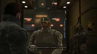 Deus Ex: Human Revolution Bad Choices and Funny Moments part 2