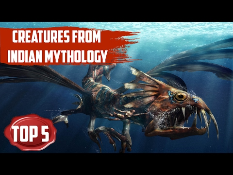 Top 5 - Coolest Creatures from Indian Mythology  SC #198