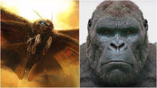 A Unique Way of Getting Kong Off Skull Island   Mothra   Kong vs Godzilla 2020