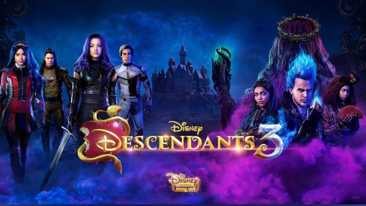 Download Descendants 3 - Full Movie | Czech TV