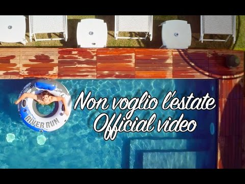 LEONARDO DECARLI - NON VOGLIO L'ESTATE (Official Video)