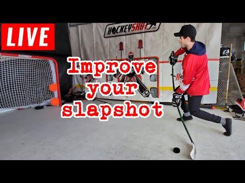 Improve Your Slapshot: Quarantine Camp Day 9