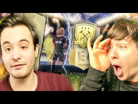 I OPEN MY FUT CHAMPIONS REWARD PACKS AND GET A WALKOUT - FIFA 18 ULTIMATE TEAM PACK OPENING