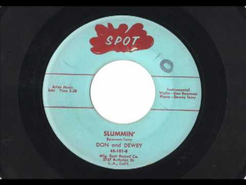 Don & Dewey - Slummin' - Electric Violin -...