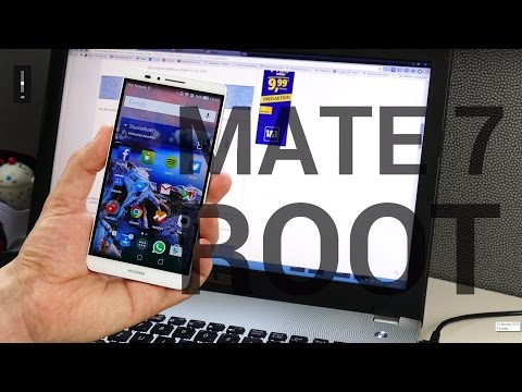 Tutorial: HUAWEI Ascend Mate 7 ROOT (KEEN XDA-Dev) | deutsch