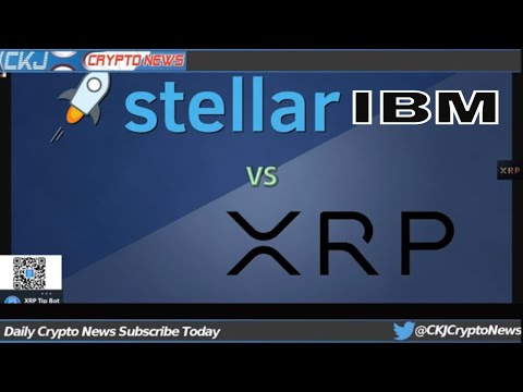 Ripple XRP XLM IBM Swift Payments Battle Heats Up. BoB Way Thoughts in Comments .XRPL & MicroSoft thumbnail