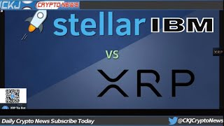 Ripple XRP XLM IBM Swift Payments Battle Heats Up. BoB Way Thoughts in Comments .XRPL & MicroSoft