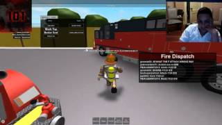 Roblox Firefighter Day-1