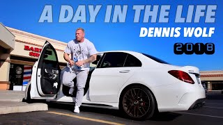 A DAY IN THE LIFE - DENNIS WOLF 2018