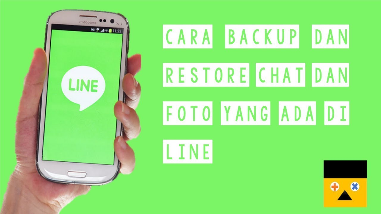 How To Backup Line Chat in Android or iPhone