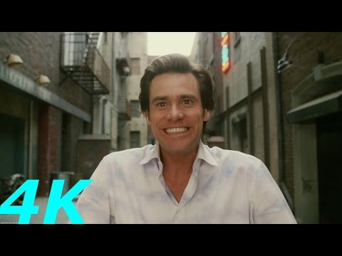 Bruce Almighty Meets God ''Soup & Monkey ''  Bruce Almighty2003 Movie  Bluray HD
