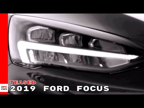 Ford Focus Teased