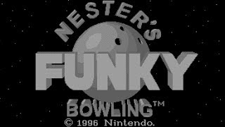 "[TAS] Nester's Funky Bowling ""Perfect Game"" by Spikestuff & MESHUGGAH in 01:24.3"