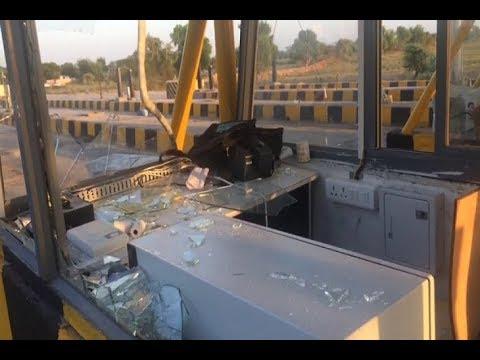 जोधपुर में टोल नाके पर हुई अंधाधुंध फायरिंग, पुलिस की नाकाबंदी तोड़ भागे बदमाश