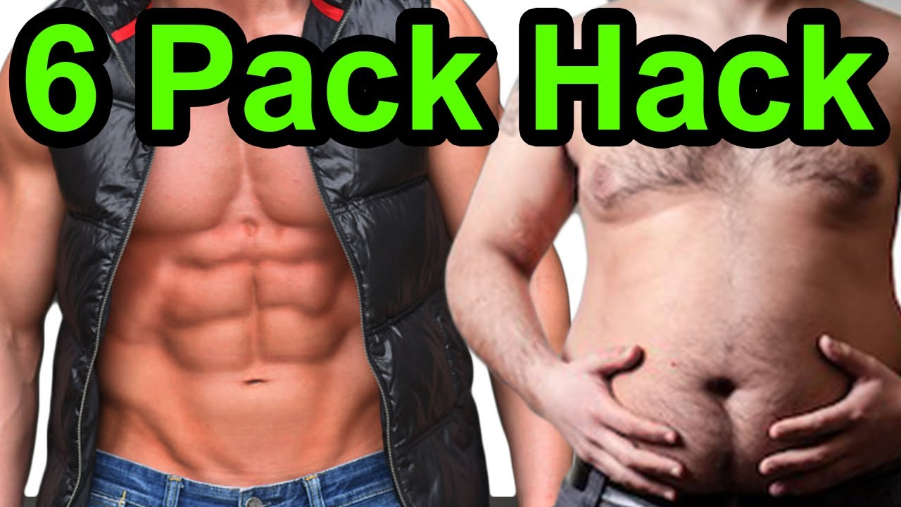 what is the best way to get a six pack