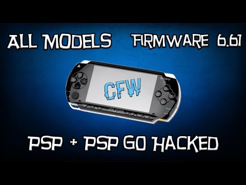 [Tutorial] How To Install PSP CFW On 6.61