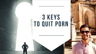 3 keys to quit porn e book! Start 2019 off with no more porn