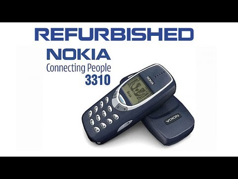 REFURBISHED Nokia 3310 Mobile Phone Review : Worth The Purchase?