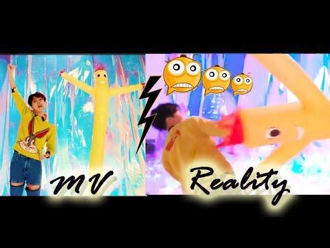 BTS IDOL MV Expectation Vs Reality