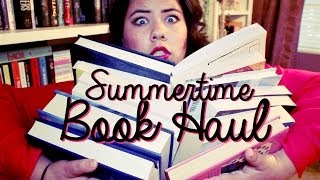 SUMMERTIME BOOK HAUL