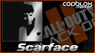 Scarface Black and White Emblem - Black Ops 2 Tutorial