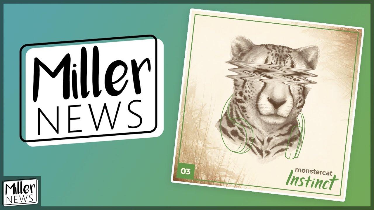 RANKING: Monstercat Instinct Vol  3! #MillerNews
