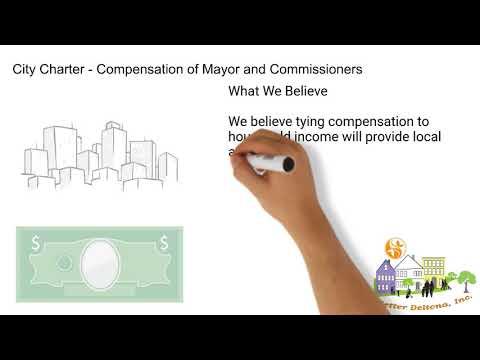 Deltona Charter - Compensation