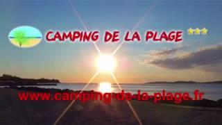 Vacances au Camping de la Plage - Grimaud - Var (vidéo)