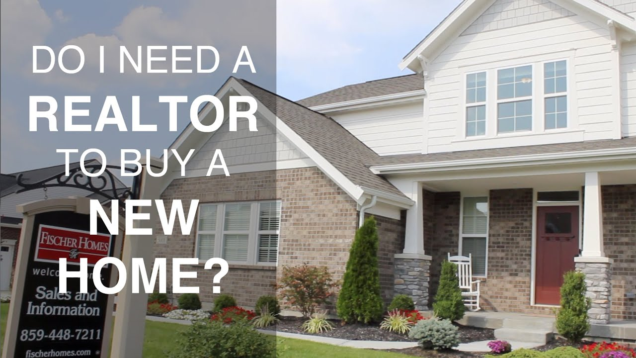 Do I Need a Realtor to Buy a New Home in Cincinnati or NKY?
