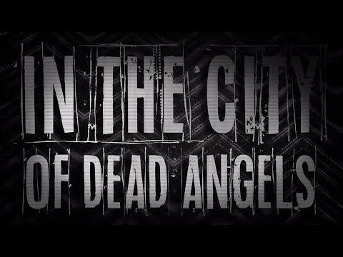 Mark Hardcore x Death Sentence - CITY OF DEAD ANGELS [ LYRIC VIDEO ] thumbnail