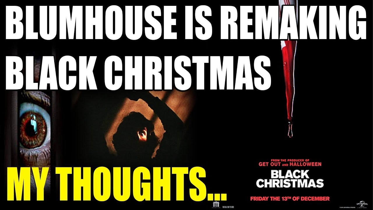 Black Christmas Remake Is Coming From Blumhouse