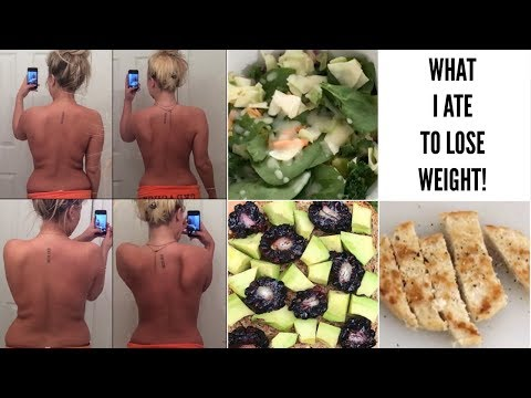 what-i-eat-in-a-day-to-lose-weight!-|-beeisforbeeauty