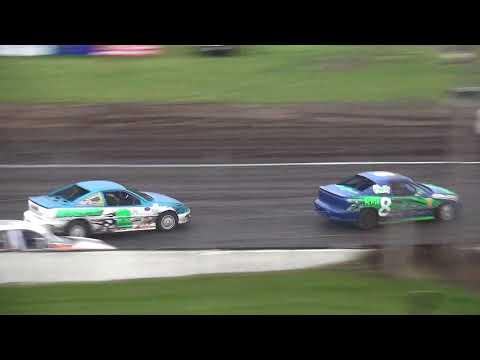 Sport Compact feature Benton County Speedway 5/20/18