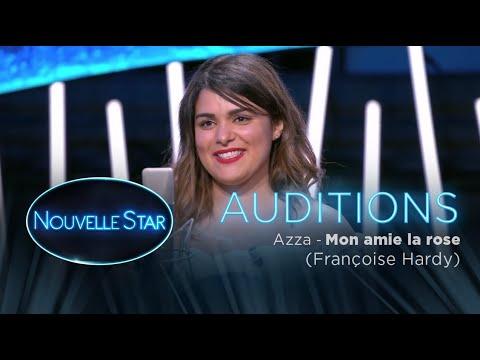 Azza: Mon amie la rose - Auditions - Nouvelle Star 2017