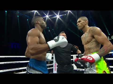 GLORY 46 Guangzhou: Simon Marcus vs. Alex Pereira (Middleweight Title Match) - FULL FIGHT
