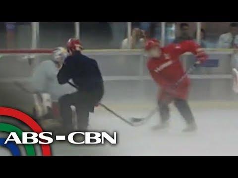 Bandila: Atletang Pinoy, sasabak sa kauna-unahang ice hockey sa SEA Games
