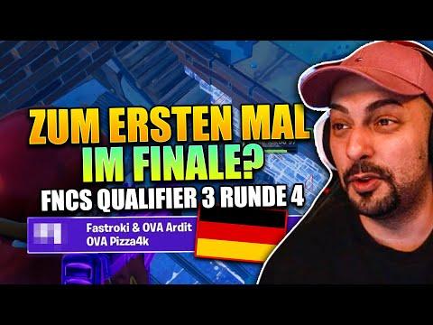 Der LETZTE QUALIFIER - Welches TEAM QUALIFIZIERT sich für das FINALE | FNCS Qualifier 3 Runde 4