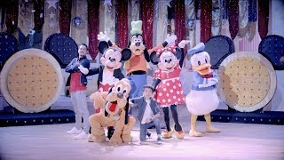 Stay Fit with Mickey and Minnie | Official Music Video | Disney India