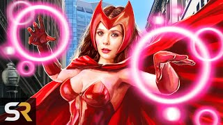 Marvel Theory: Scarlet Witch Will Create Mutants In Phase 4