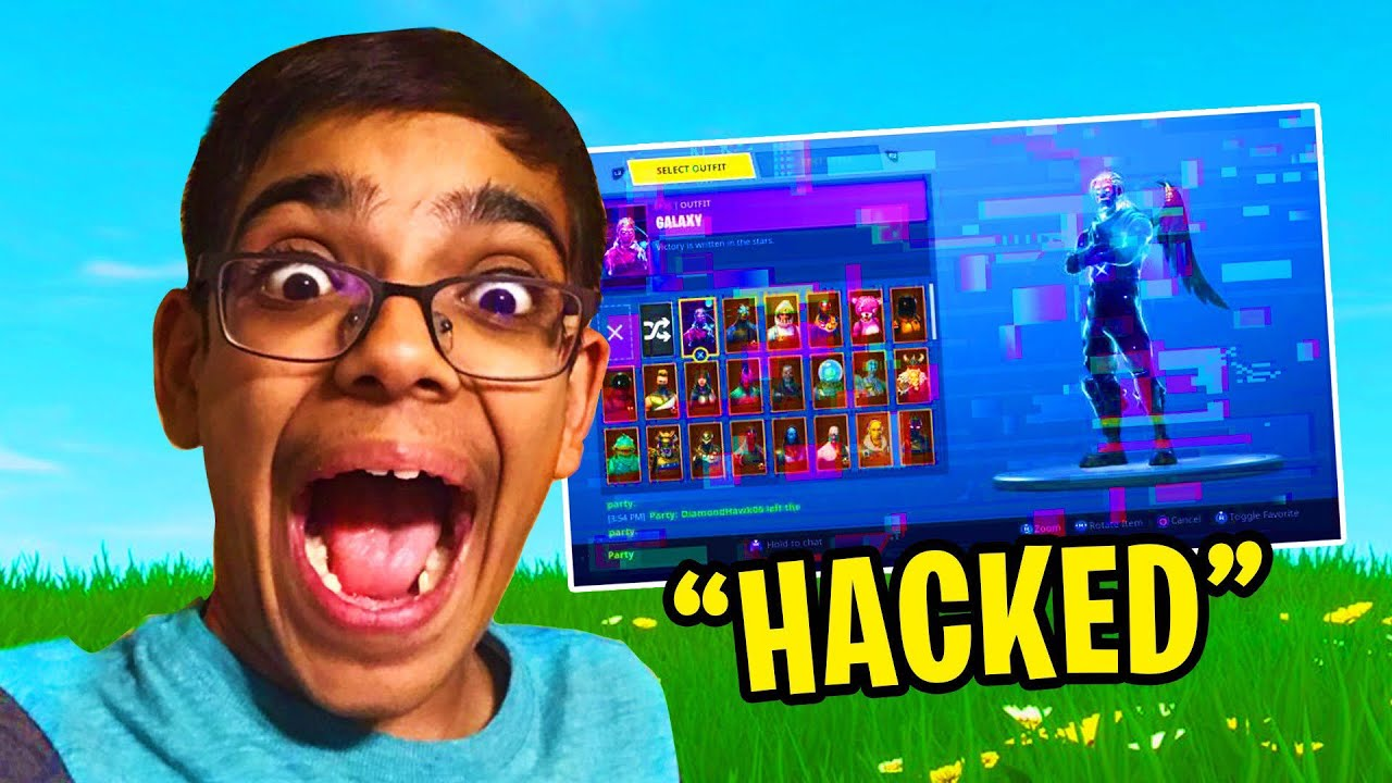 Download MY CRAZY COUSIN HACKED MY FORTNITE ACCOUNT! ALL MY V-BUCKS GONE! (RAGE)
