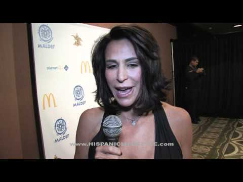 Hispanic Lifestyle talks with Giselle Fernández