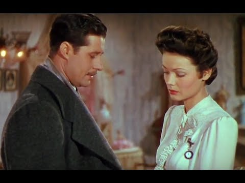 Heaven Can Wait  Comedy 1943  Gene Tierney, Don Ameche & Charles Coburn