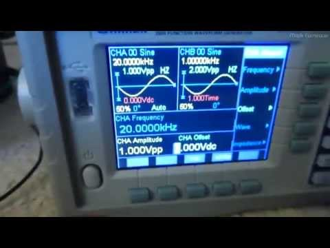 More Strange Quirks of the Atten ATF20B Function Generator