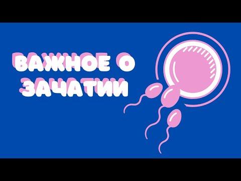 Самое важное о зачатии ребенка - Др. Елена Березовская -