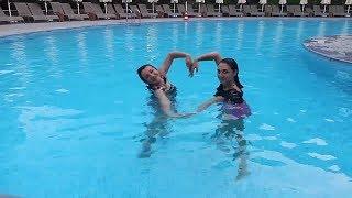 Havuzda Sürpriz Yarışması Havuzdan İlk Kim Alacak? Dobişko Tv