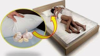 ضع 3 فصوص من الثوم تحت وسادة نومك.. وشاهد ماذا سيحدث في اليوم التالي !!